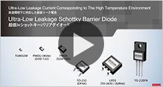 超低IR ショットキーバリアダイオード Demo Movie