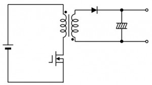 絶縁型フライバックコンバータの基本:フライバックコンバータの特徴とは