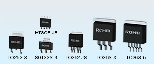 Automotive LDO regulator BD4xxMx series /BDxxC0A series Why the LDO Series can be Specified as