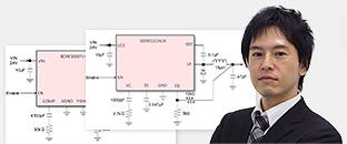 산업기기용 강압 DC/DC 컨버터 시리즈:최첨단 동기정류 컨버터가 산업기기의 저전력화와 소형화의 열쇠