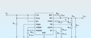 DC/DC Converter IC with the Industry's Highest Step-Down Ratio at 2 MHz