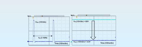 Provision of ROHM's Unique Nano Pulse Control®