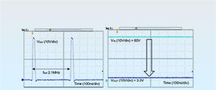 BD9V100MUF-C:實現業界最高降壓比的DC/DC轉換器:搭載ROHM獨創的 Nano Pulse Control®